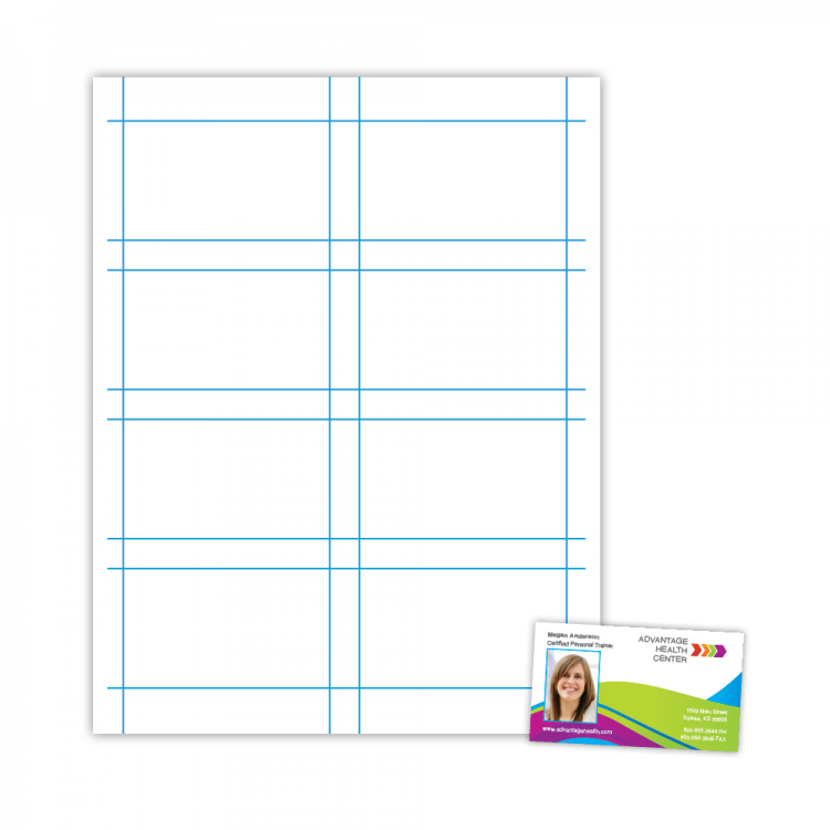 11 Adding Business Card Template 8 Up Layouts for Business Card Template 8 Up