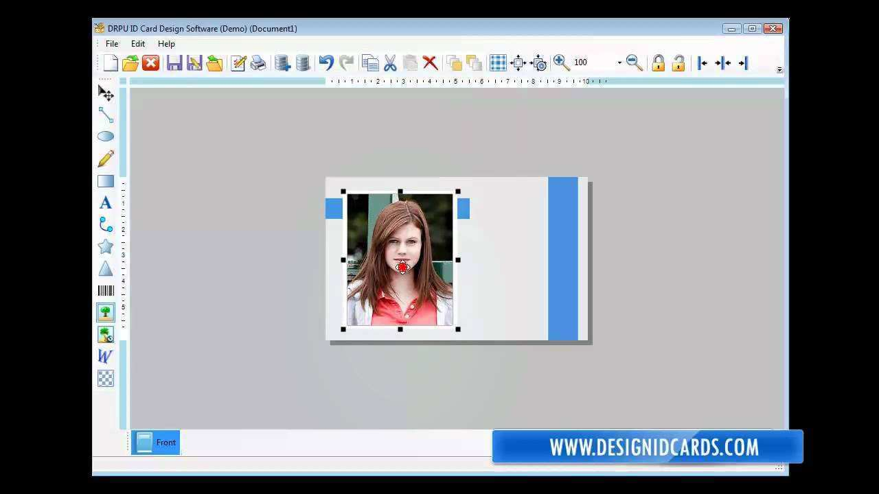 11 Blank Id Card Template Creator Maker By Id Card Template Creator Cards Design Templates