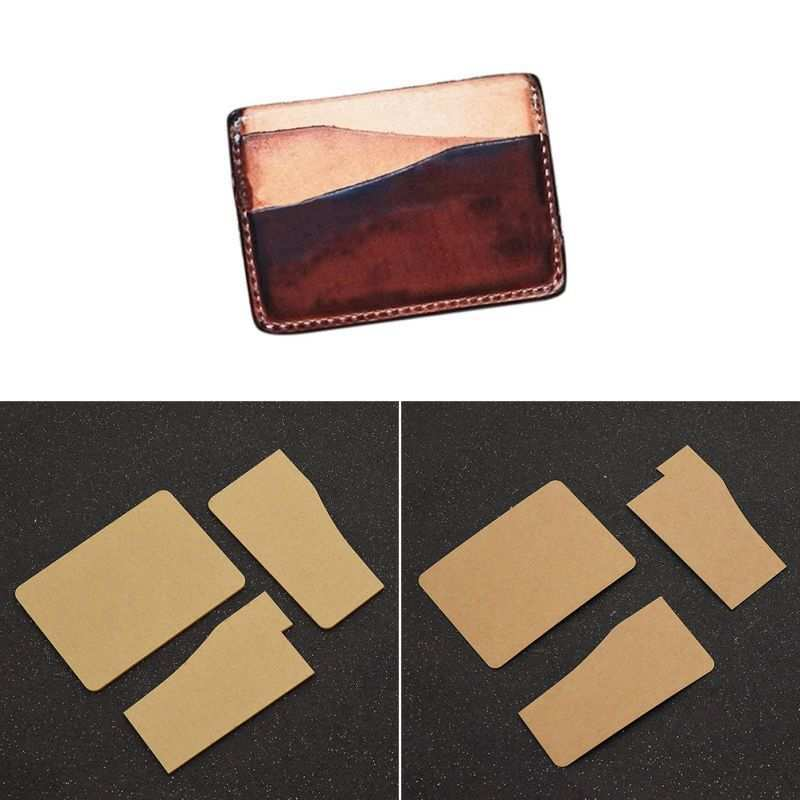 11 Blank Leather Name Card Holder Template Maker with Leather Name Card Holder Template