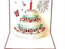 11 Create Birthday Pop Up Card Templates Pdf Now for Birthday Pop Up Card Templates Pdf