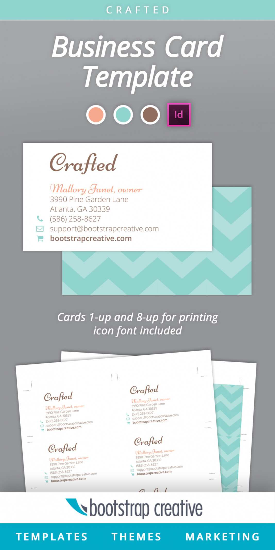 11 Creating Business Card Indesign Template Free Download Formating by Business Card Indesign Template Free Download