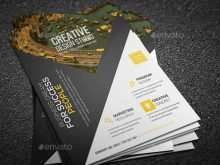 11 Creating Business Card Size Advertisement Template in Photoshop for Business Card Size Advertisement Template