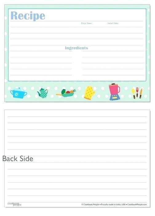 Microsoft 4X6 Index Card Template - Cards Design Templates