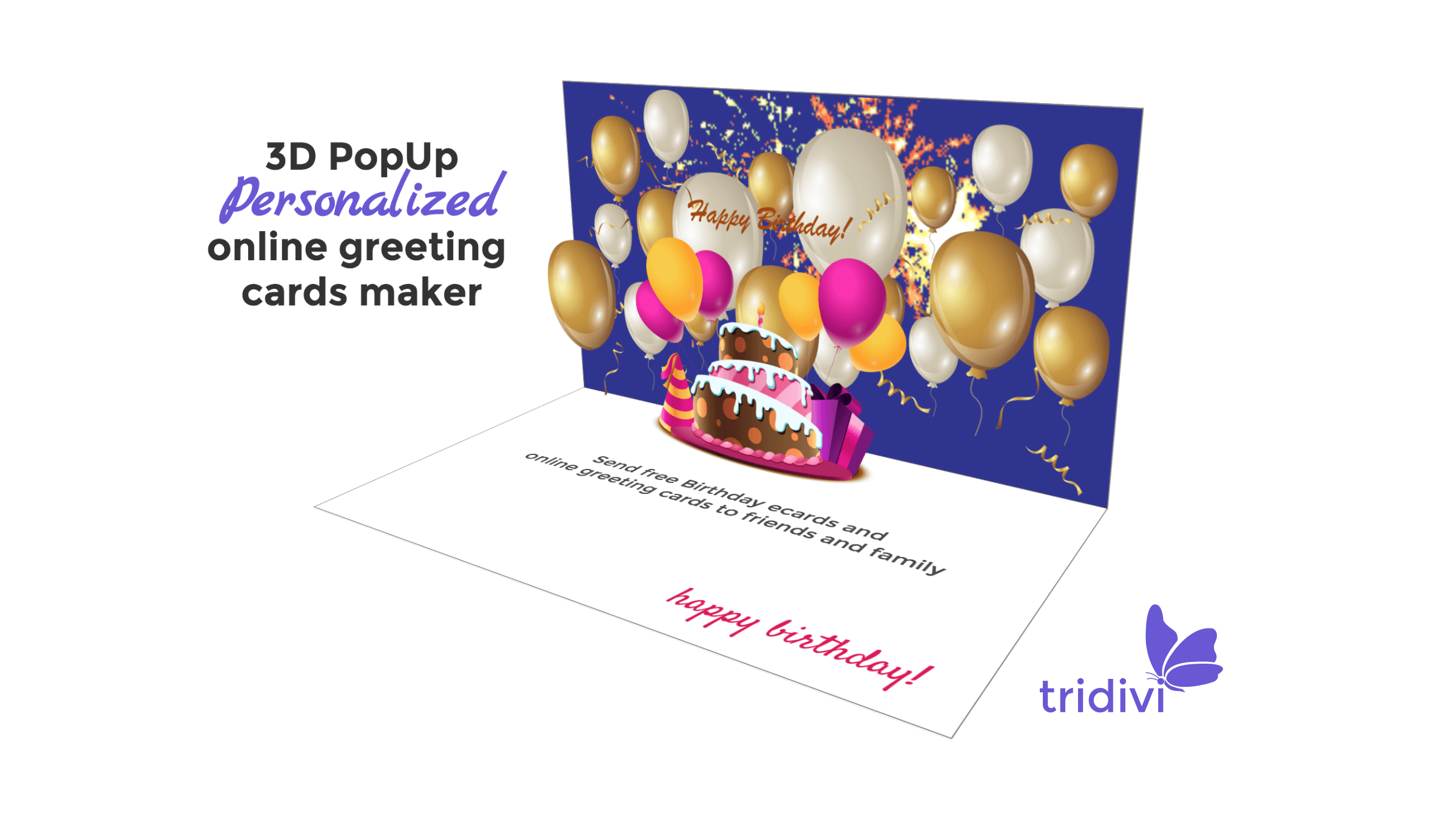 11 Creative Birthday Card Maker Online Free With Stunning Design With Birthday Card Maker Online Free Cards Design Templates