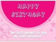 11 Creative Birthday Card Template In Powerpoint For Free with Birthday Card Template In Powerpoint