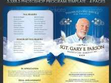 11 Free Funeral Flyer Templates With Stunning Design for Funeral Flyer Templates