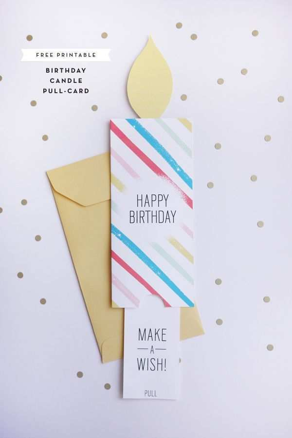 11 Free Printable 3D Birthday Card Template Free Photo by 3D Birthday Card Template Free