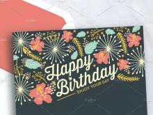 11 How To Create Custom Birthday Card Template for Ms Word for Custom Birthday Card Template
