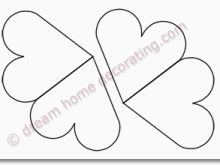 11 How To Create Heart Card Template Printable with Heart Card Template Printable