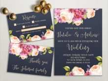 Wedding Card Template Video