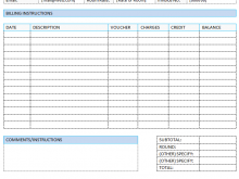 11 Online Hotel Pro Forma Invoice Template For Free for Hotel Pro Forma Invoice Template