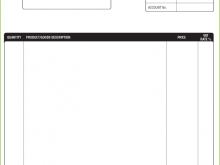 11 Report Invoice Template Uk Formating with Invoice Template Uk
