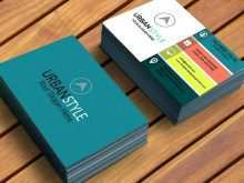 11 Standard 2 Sided Business Card Template Word Layouts for 2 Sided Business Card Template Word