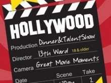 11 The Best School Talent Show Flyer Template Formating for School Talent Show Flyer Template