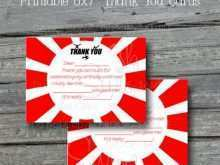 12 Adding 5 X 7 Thank You Card Template Maker with 5 X 7 Thank You Card Template