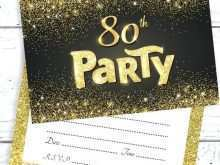 12 Adding 80S Birthday Card Template Maker with 80S Birthday Card Template