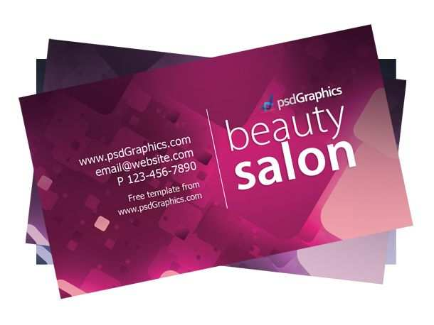 12 Adding Beauty Salon Business Card Template Free Download in Word with Beauty Salon Business Card Template Free Download