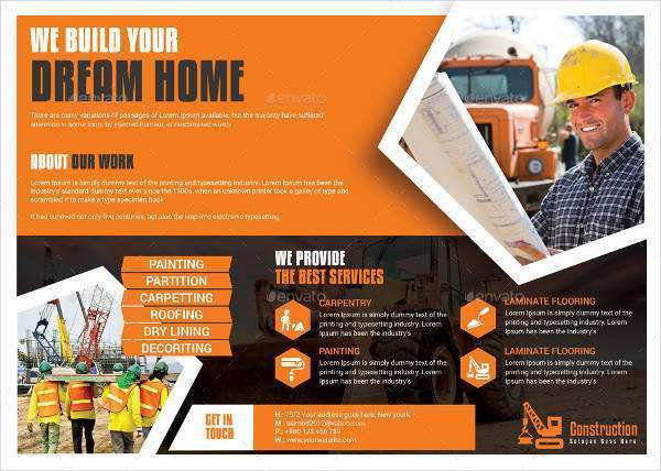 12 Adding Construction Flyer Template Download by Construction Flyer Template