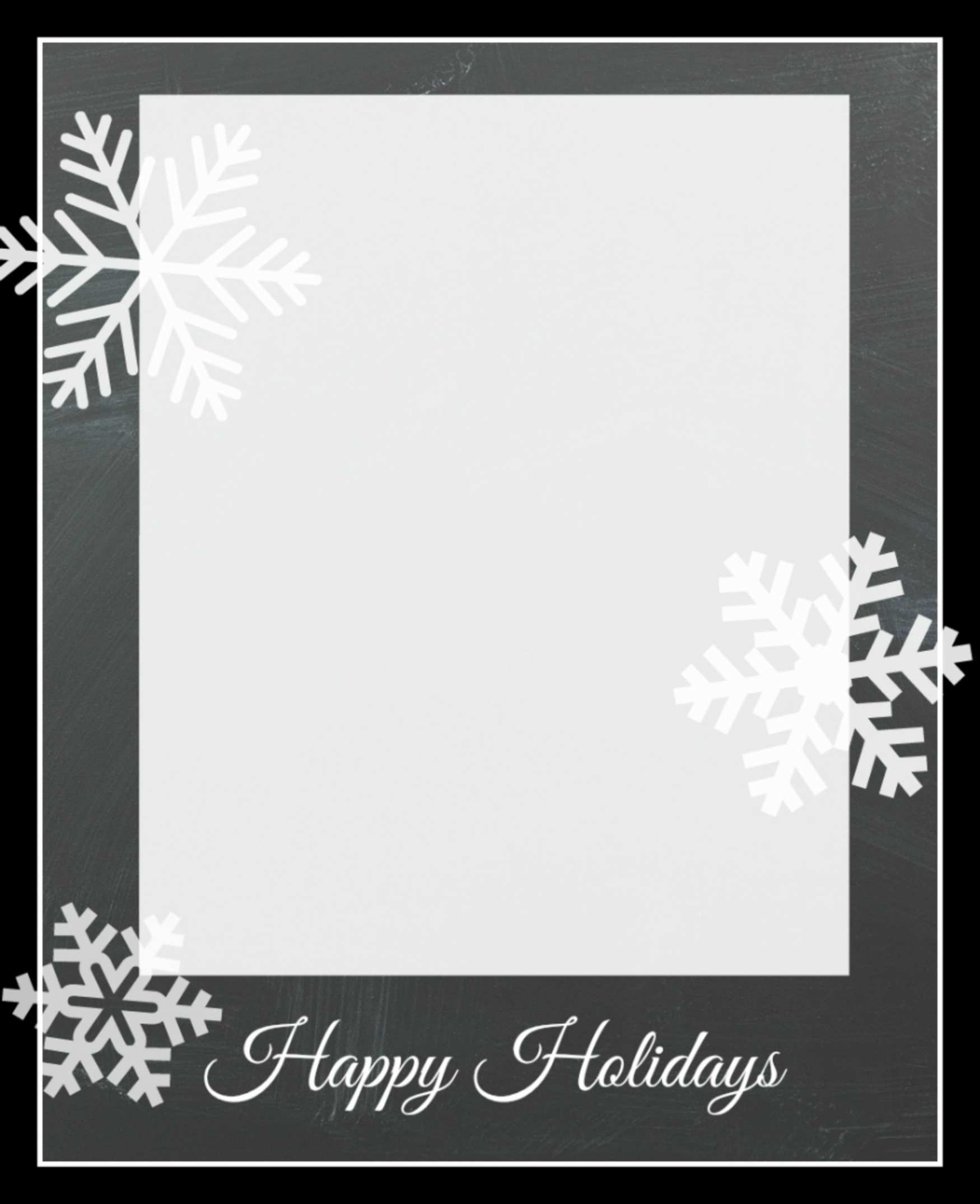 12 Best Christmas Card Templates Free For Free for Christmas Card Templates Free