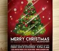 12 Best Free Christmas Flyer Templates For Free by Free Christmas Flyer Templates