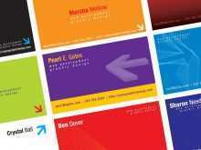 Business Card Templates Illustrator Free Download