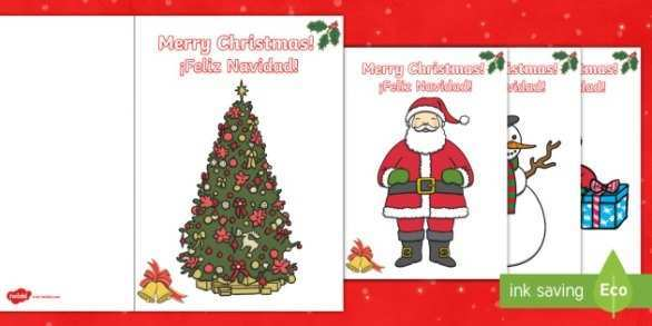 12 Create Christmas Card Templates Eyfs Download with Christmas Card Templates Eyfs