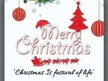 12 Creative Christmas Fair Flyer Template Photo with Christmas Fair Flyer Template
