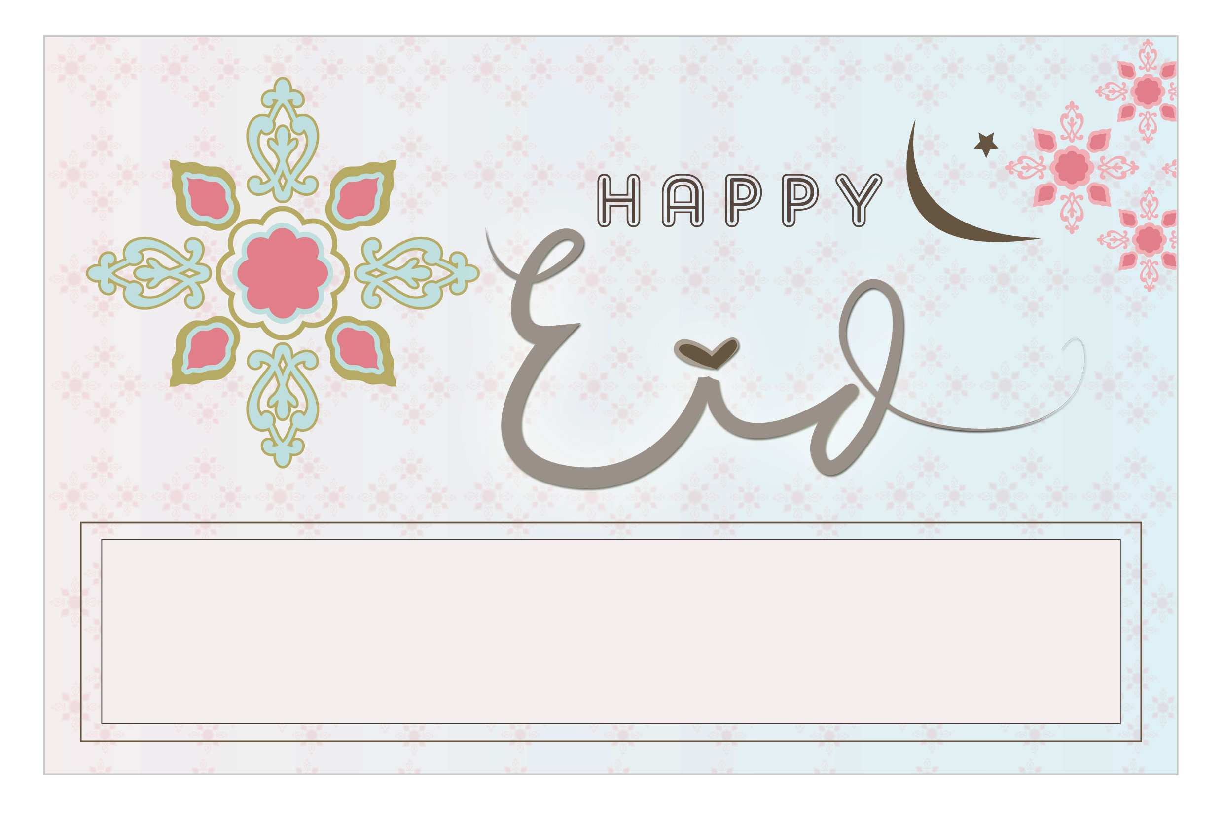 12 Creative Eid Cards Templates For Free Templates With Eid Cards Templates For Free Cards Design Templates