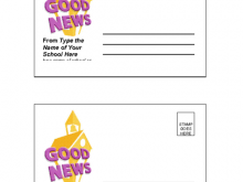 12 Customize Card News Template for Ms Word for Card News Template