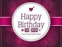12 Customize Our Free Birthday Card Maker Online Free in Word with Birthday Card Maker Online Free