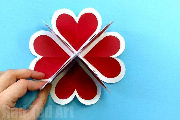 12 Format 3D Heart Pop Up Card Templates Free Download For Free by 3D Heart Pop Up Card Templates Free Download