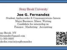 12 Format Business Card Template For Job Seeker Download with Business Card Template For Job Seeker