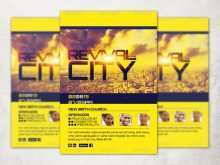 12 Format Church Revival Flyer Template Layouts for Church Revival Flyer Template