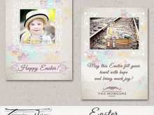 12 Format Easter Card Photoshop Template Photo by Easter Card Photoshop Template