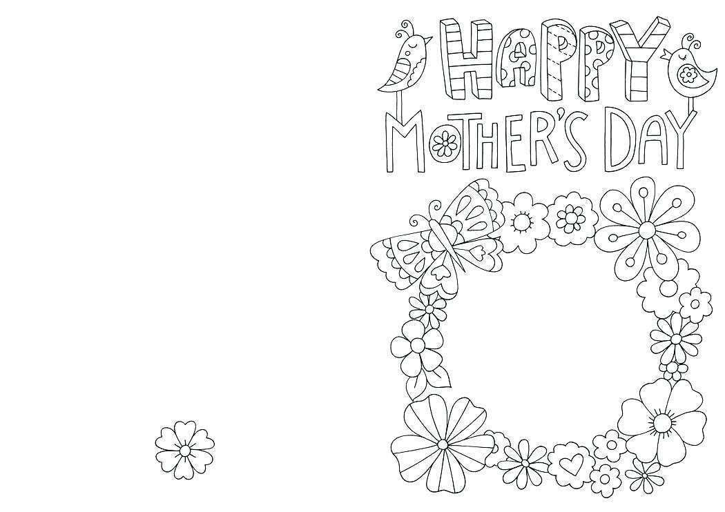 12 Free Printable Mother S Day Card Printable Template With Stunning Design for Mother S Day Card Printable Template