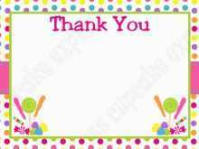 12 How To Create 4 X 6 Thank You Card Template Photo by 4 X 6 Thank You Card Template