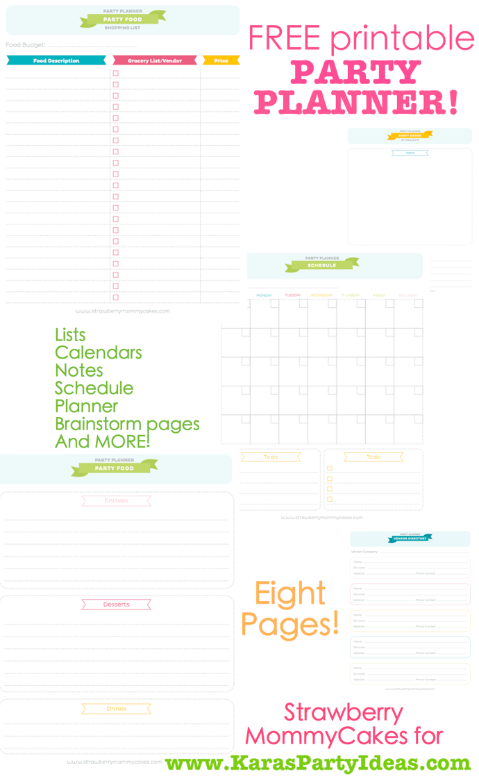 12 How To Create Birthday Party Agenda Template For Free by Birthday Party Agenda Template