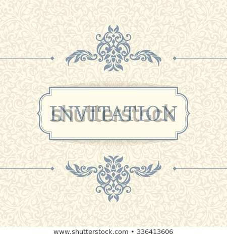 12 How To Create Invitation Card Template Vintage Layouts for Invitation Card Template Vintage
