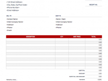 12 Printable Short Paid Invoice Email Template for Ms Word for Short Paid Invoice Email Template