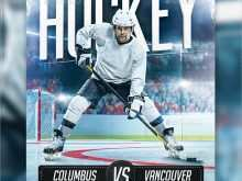 12 Report Free Hockey Flyer Template for Free Hockey Flyer Template