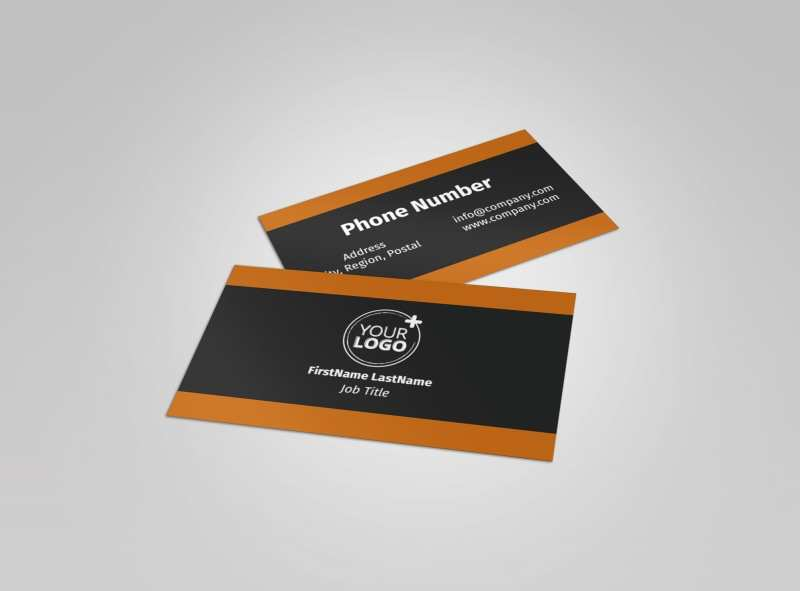 12 The Best Business Card Consultant Templates in Word for Business Card Consultant Templates