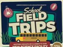 12 The Best Field Trip Flyer Template PSD File by Field Trip Flyer Template
