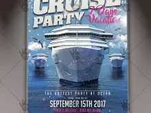 12 Visiting Boat Cruise Flyer Template With Stunning Design with Boat Cruise Flyer Template