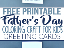 Father'S Day Card Template Ks1