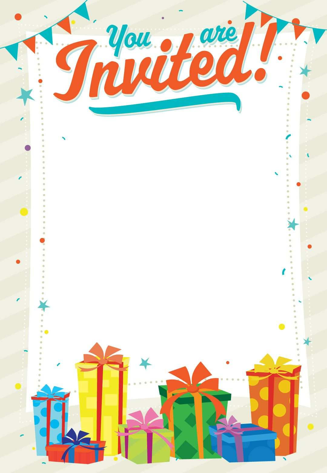 13 40Th Birthday Card Template Free in Word by 40Th Birthday Card Template Free