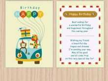 13 Best Birthday Card Template For A Boss For Free for Birthday Card Template For A Boss
