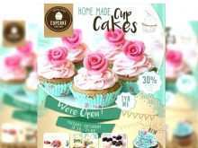 13 Blank Cupcake Flyer Template For Free by Cupcake Flyer Template