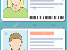 Free Printable Student Id Card Template