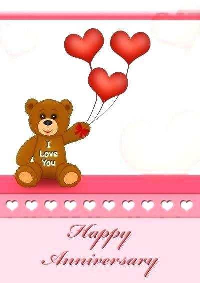 13 Create Anniversary Card Template Printable Templates by Anniversary Card Template Printable
