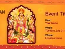 13 Creating Invitation Card Template Pooja Formating by Invitation Card Template Pooja
